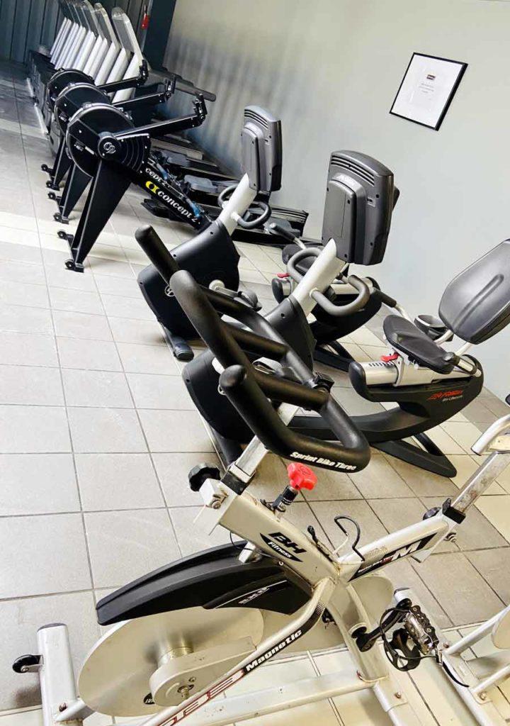 Machines de cardio