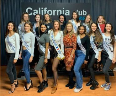 Finalistes Miss Excellence Alsace 2021
