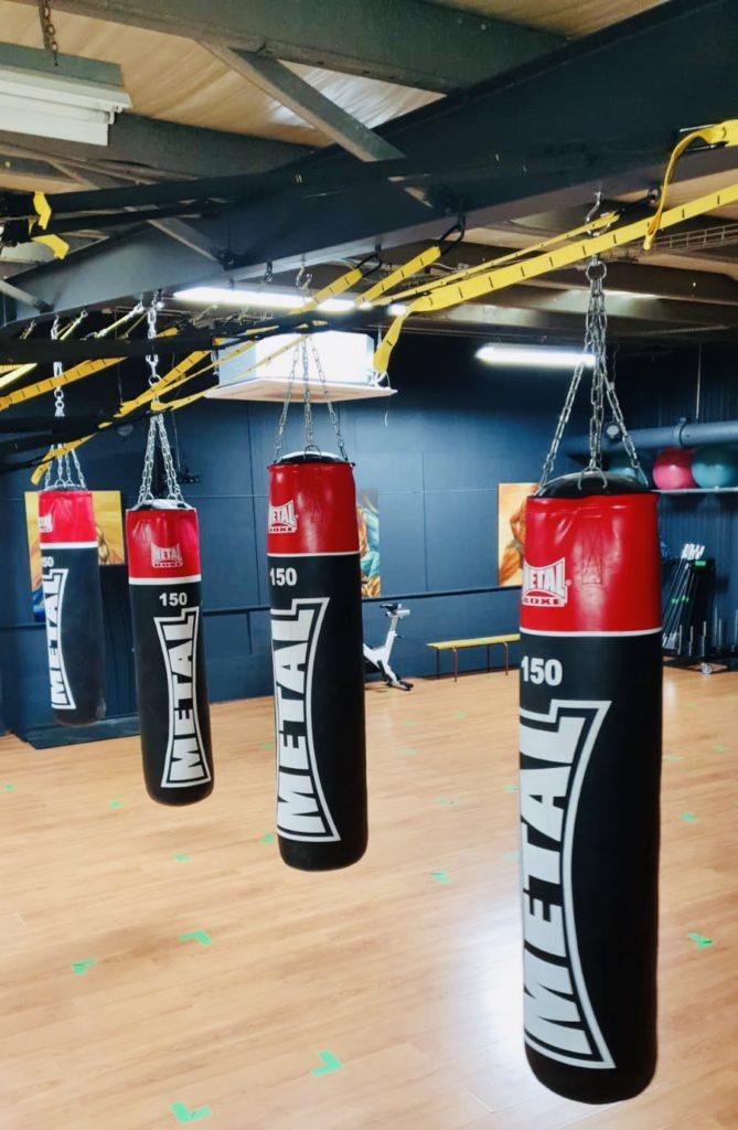 Boxe et Self Defense en cours où en autonomie !